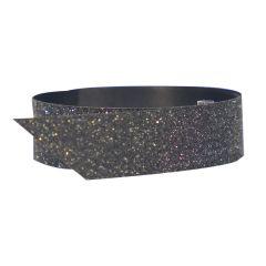 Lahjanauha Glitter, musta