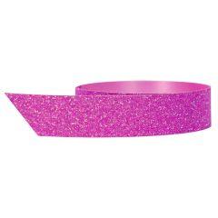 Lahjanauha Glitter, vaaleanpunainen