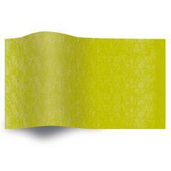 Silkespapper Enfärgat Pistage