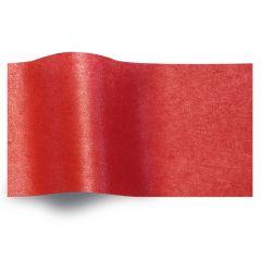 Silkespapper Pearl Scarlet
