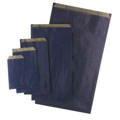 Sivuvekkipussi, sininen