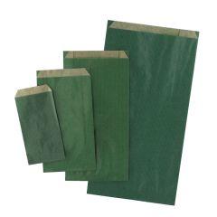 Sivuvekkipussi, vihreä