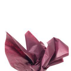 Silkkipaperi burgundy, 14g