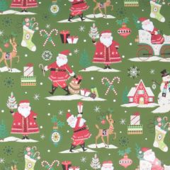 Lahjapaperi Classic Santa, FSC