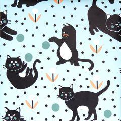 Lahjapaperi Cats, FSC