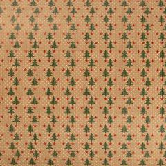 Lahjapaperi Christmas Trees and Stars