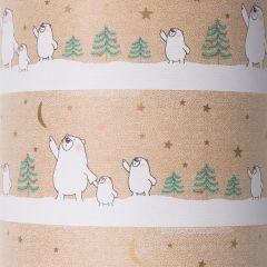 Lahjapaperi Polar Bears