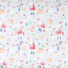 Lahjapaperi Santa's Cute Friends, FSC