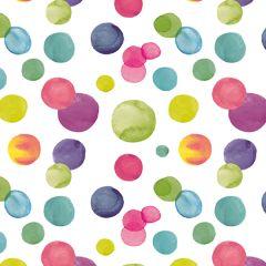Lahjapaperi Colored Circles