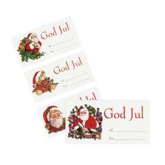 Tarra God jul Till/Från