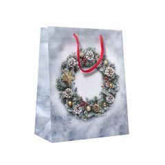 Lahjakassi Christmas Wreath