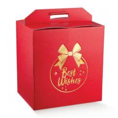 Lahjalaatikko Best Wishes
