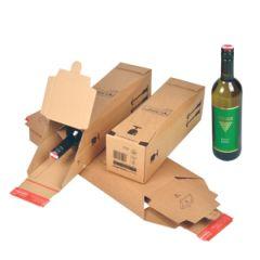 Pakkauslaatikko pulloille CP181