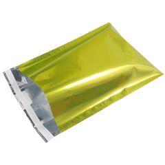 Postituspussi Metallic, vihreä