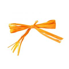 Raffiarusetti, orange